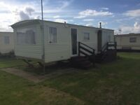 Caravan for rent sleeps 4 + 2 in Walton on naze, Essex