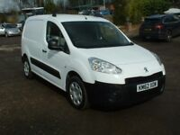 PARTNER 2013 1.6HDI ONE OWNER FULL SERVICE HISTORY 11 STAMPS £4295 NO VAT