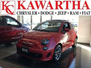 2015 Fiat 500 *THIS IS A NICE, FAST CAR!