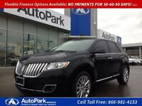 2012 Lincoln MKX AWD|Navigation| Heated & Ventilated Seats| Rear