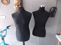 Male & Female Torso Mannequin/ Tailor's Dummy