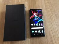 Samsung Galaxy Note 8 64GB smartphone - Midnight Black