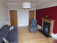 Bruntsfield: Festival and holiday lets in newly refurbished flat
