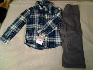 brand new boys outfit