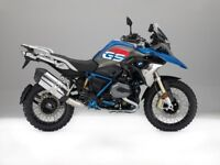 Bmw R1200GS RALEIGH SPORT with 6 NAV and side panniers
