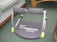 Smart Wonder Core exercise machine plus DVD and instruction manual