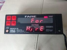 Hale Taxi Meter