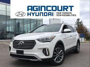 2017 Hyundai Santa Fe XL Luxury/NAVI/7PASS/LEATHER/BLINDSPOT