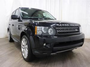 2012 Land Rover Range Rover Sport Supercharged Leather Bluetooth