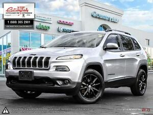 2014 Jeep Cherokee North *ALTITUDE PKG, 4X4, HEATED SEATS*