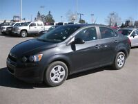 2014 Chevrolet Sonic AUTO-AIR-POWER OPTIONS-BLUETOOTH