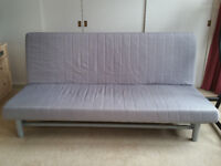 IKEA BEDDINGE LOVAS sofa bed, furon, double bed, GREY COVER, FREE delivery