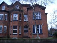 Studio flat to rent Egerton Road, Manchester, M14