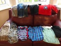 Large Bundle of Boys Clothes Age 3-4. 20+ items. VGC