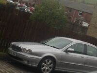 Xtype jag 54 plate 12months MOT everything works smooth drive