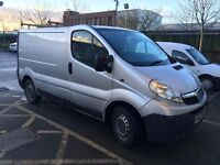 Vauxhall Vivaro 2900 Great van excellent runner. Used daily, clean and tidy. only 2 previous owners