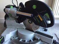 Festool KAPEX KS 120 EB Compound Slide Mitre Saw 240v