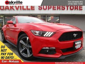 2015 Ford Mustang V6 | BLUETOOTH | BACK-UP CAMERA | LIKE NEW |