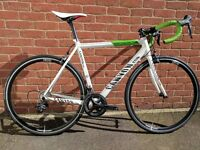 Canyon CF Ultimate Pro Frame, full carbon road bike, 54cm