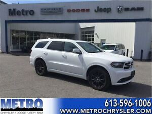 2016 Dodge Durango R/T AWD LOW MILEAGE
