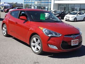 2013 Hyundai Veloster Base | SMART KEY | REAR CAM | HEATED SEATS Stratford Kitchener Area image 17