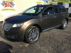 2011 Lincoln MKX Automatic, Navigation, Back Up Camera, AWD