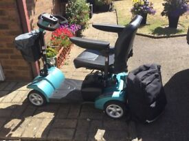 Rascal pro sport mobility scooter