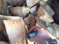 Good Quality Hard and Soft wood Firewood - Barn Dried