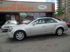 2006 Cadillac CTS 2.8L, LEATHER SEATS