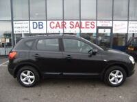 2008 58 NISSAN QASHQAI 1.5 ACENTA DCI 5D 105 BHP **** GUARANTEED FINANCE **** GUARANTEED FINANCE ***