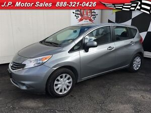 2014 Nissan Versa Note SV, Automatic, CD Player,