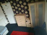 Double and single room In same house