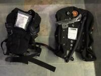 Dive Rite Transpac Harness and Stabilising Plates with OMS 45lb Wing