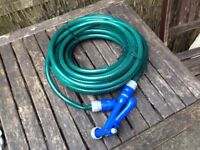 Garden Hose & kitchen sink connector