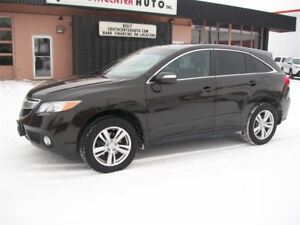 2014 Acura RDX AWD HEATED LEATHER CAMERA