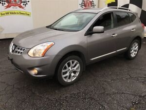 2013 Nissan Rogue SV, Automatic, Navigation, Sunroof, AWD