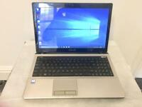 Asus HD 4GB Ram Fast Like New Laptop 250GB,Window10,Microsoft office,Ready to use