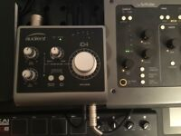 Audient Id 4 quality interface