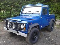 CHECK THIS OUT land rover defender unfinished project fully rebuilt galvanised chassis must