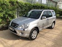 HONDA CR-V I-CTDI EXECUTIVE ONLY 50k FSH (silver) 2007
