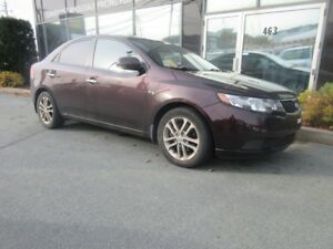 2011 Kia Forte EX W/ ALLOYS HEATED SEATS BLUETOOTH AUX IPOD USB