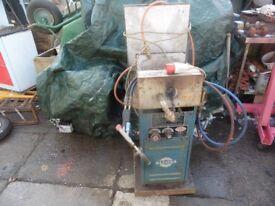 ALCOSA GAS AND AIR BLAST FURNACE FORGE GF 040