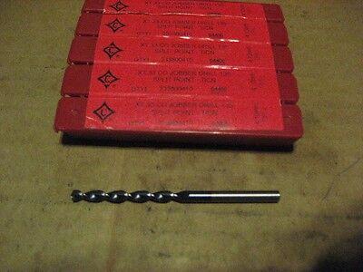 Cleveland Twist 4.10mm Ticn Cobalt Drill Aa4064-10