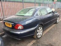 JAGUAR X TYPE 2.0 DIESEL SPARES OR REPAIRS INJECTOR FAULT 2005