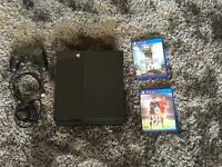 PS4 and 2 games bundle