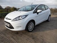 Fiesta 1.25 Edge -3 door,79k miles service history only 1 previous owner-Lovely example