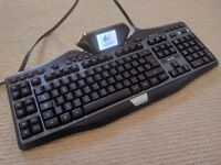 Logitech G19 Keyboard - Excellent Condition