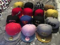 New era fitted caps and SnapBacks