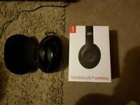 Beats Studio 3 Wireless - Matt Black - USED/A-GRADE