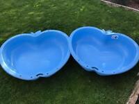 Paddling pool / sandpit
